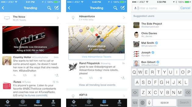 Twitter for iOS and Android can now filter out the pictures, video and people you hate from search results