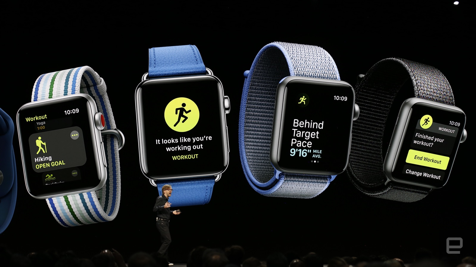 WWDC 18: watchOS 5 Introduces Walkie Talkie, Interactive Notifications, And More