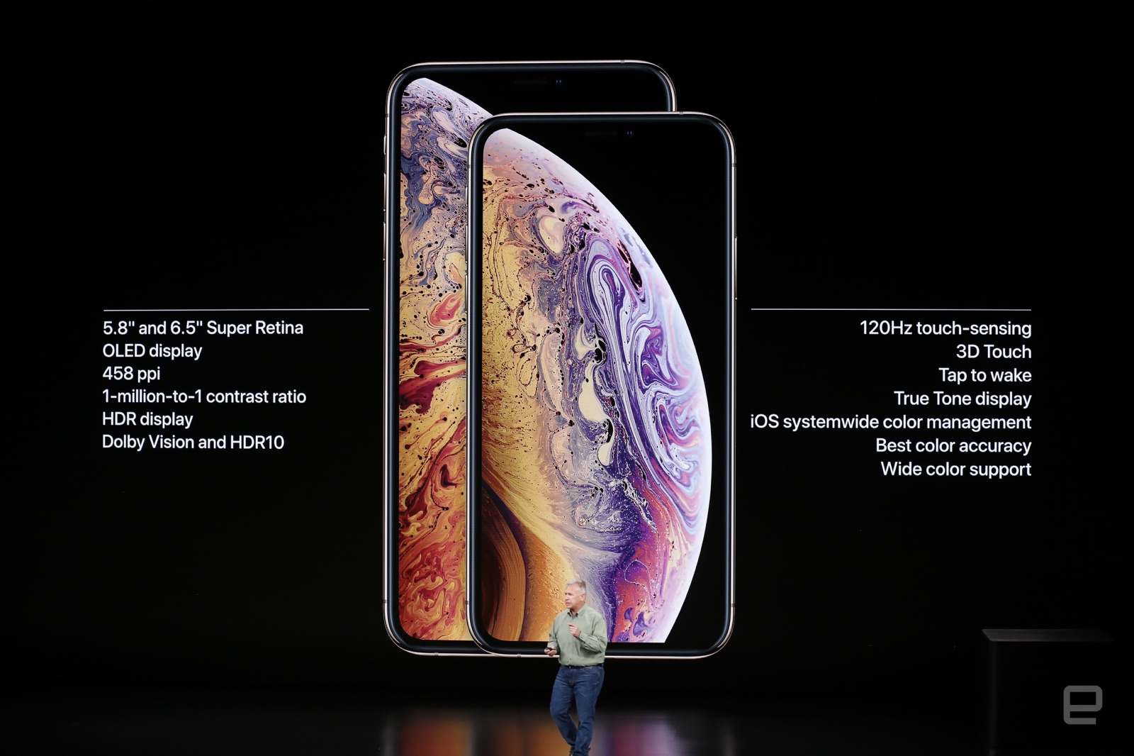 Gather Round Event: Apple Unveils The iPhone XS & iPhone XS Max