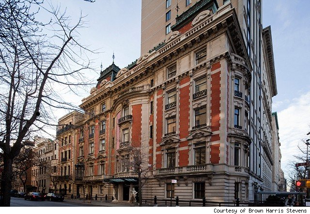 New york city world 39 s richest man buys fifth avenue for Richest apartments in nyc