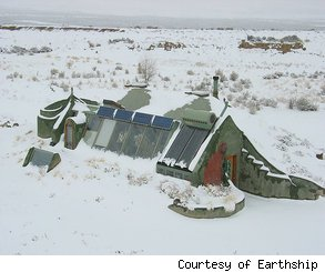 earthship, biotecture