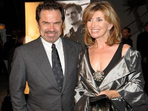 Dennis Miller with Wife Carolyn Espley