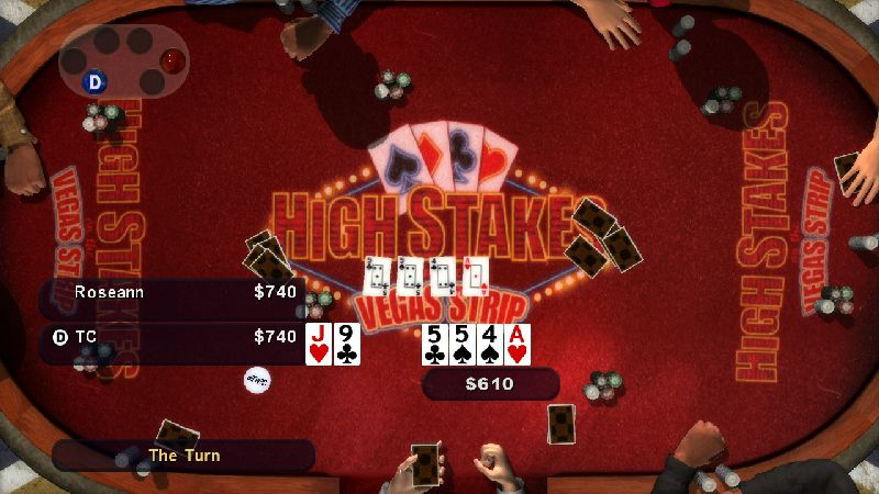 High Stakes poker brings EyeToy-enhanced Network play - 웹
