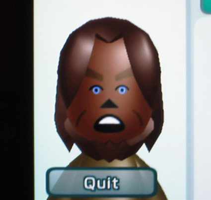 Mii Spotlight The Force Edition