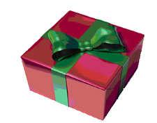 Gift services go live worldwide for holidays