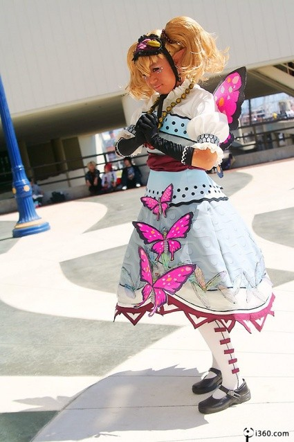 Agitha twilight princess cosplay