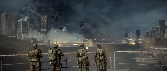 Review: Battlefield: Bad Company 2 (single player)