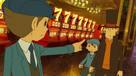 Professor Layton and the Unwound Future review: A slow ...