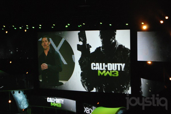 Microsoft E3 2011 Keynote Live From The Galen Center