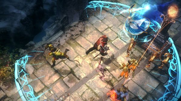 Guardians of Middleearth brings MOBA to XBLA and PSN