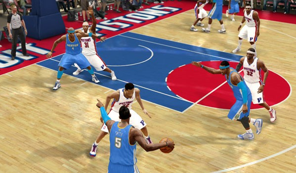 NBA Live not at E3 because 'it deserves its own time'