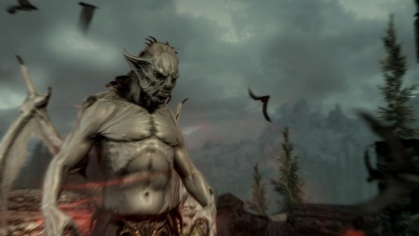 Skyrim's Dawnguard DLC review Looking for blood in all the wrong places