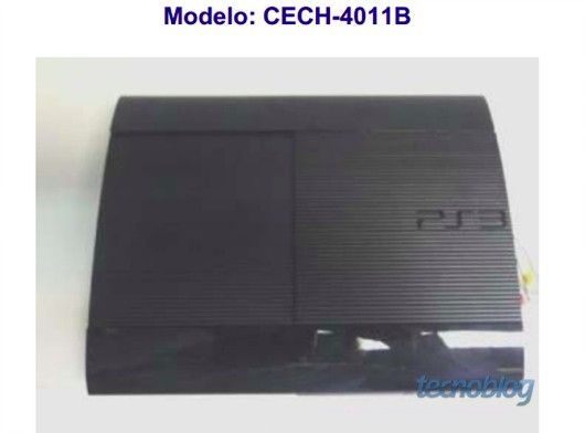 Rumor New PS3 model photographed