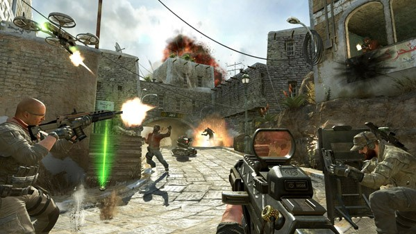 Black Ops 2 customization and 'League Play' brings Call of Duty to the future