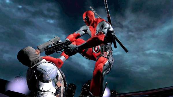 Diving into Deadpool at Gamescom