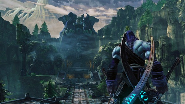 Darksiders 2 Death for a Salesman