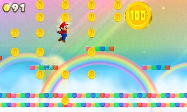 New Super Mario Bros 2 review Gold, standard