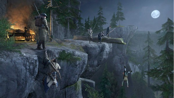 Assassin's Creed 3 combatting the franchise's history of combat