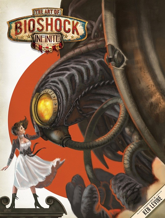 Art of Bioshock Infinite available for preorder on Amazon