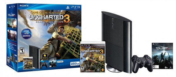 PlayStation 3 redesigned again, launching later this year updated with US date and price