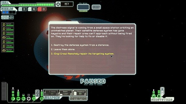 The Joystiq Indie Pitch FTL Faster than Light