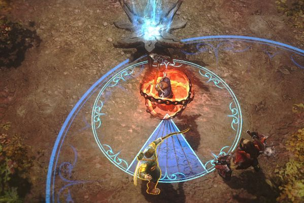 How Guardians of Middleearth innovates on the MOBA gametype