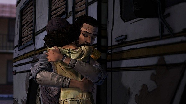 The Walking Dead Episode 3 review The importance of high fives