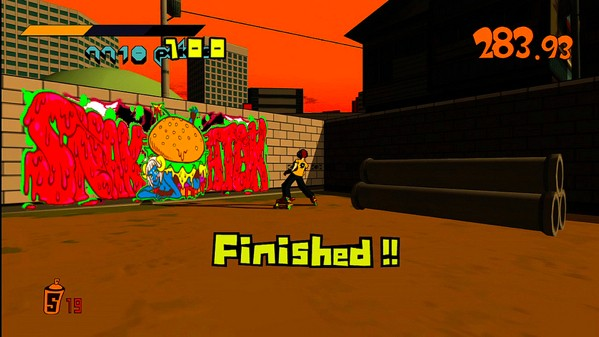 Deja Review Jet Set Radio