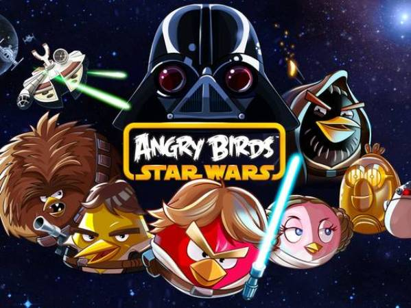 Angry Birds Stars Wars sets coordinates for November 8