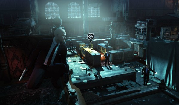 Silent branching paths of murder in Hitman Absolution