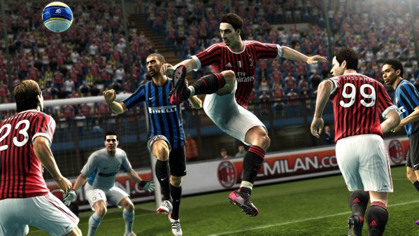 Pro Evolution Soccer 2013 review Total control