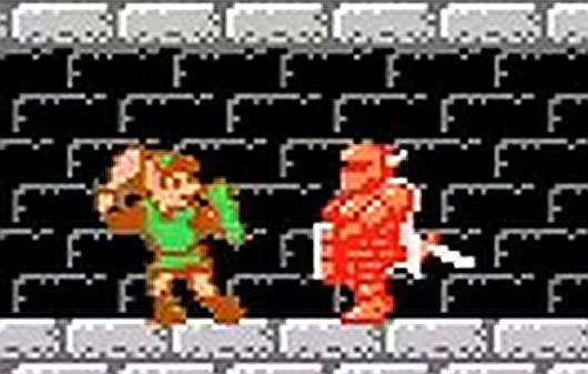 Image result for knight zelda II