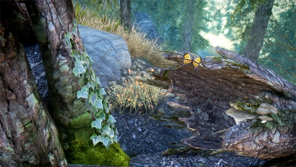 What Skyrim looks like with 100 mods running at once