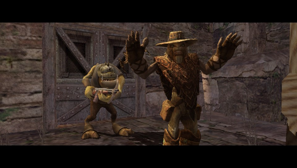 Deja Review Oddworld Stranger's Wrath HD