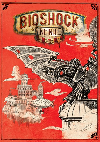 BioShock Infinite reverse art revealed