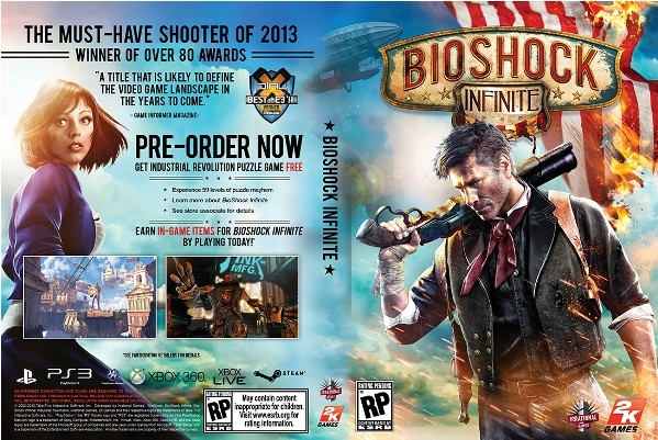 BioShock Infinite cosplayer hired by Irrational to be official face of Elizabeth