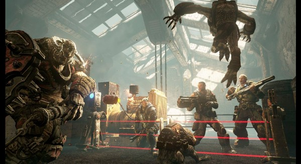 Gears of War Judgment grinds out new controls, keeps score for prizes