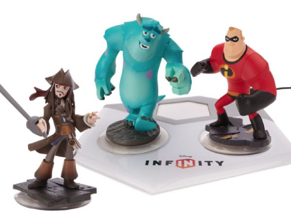 Disney reaches into the Toy Box with the new Infinity platform