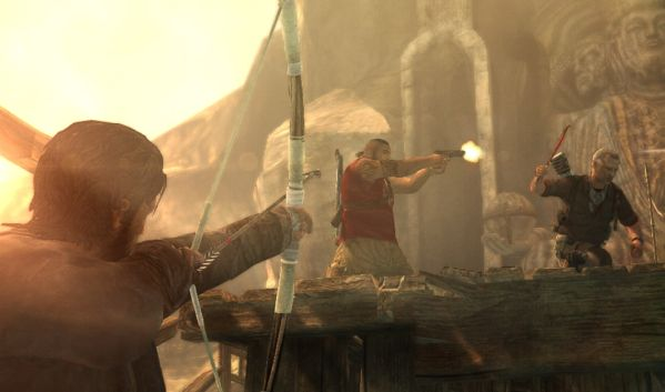 Tomb Raider's multiplayer borrows viciousness from singleplayer, but will make you work for Lara