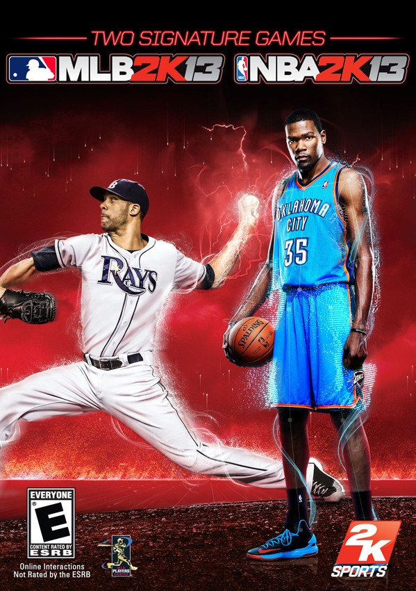 NBA 2K13 and MLB 2K13 bundle announced, puts sports in your sports
