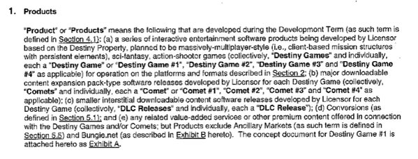 bungie activision contract end