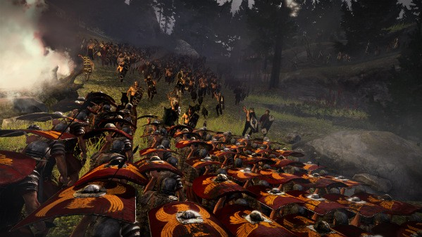 Rome 2 looks to continue building Total War's empire