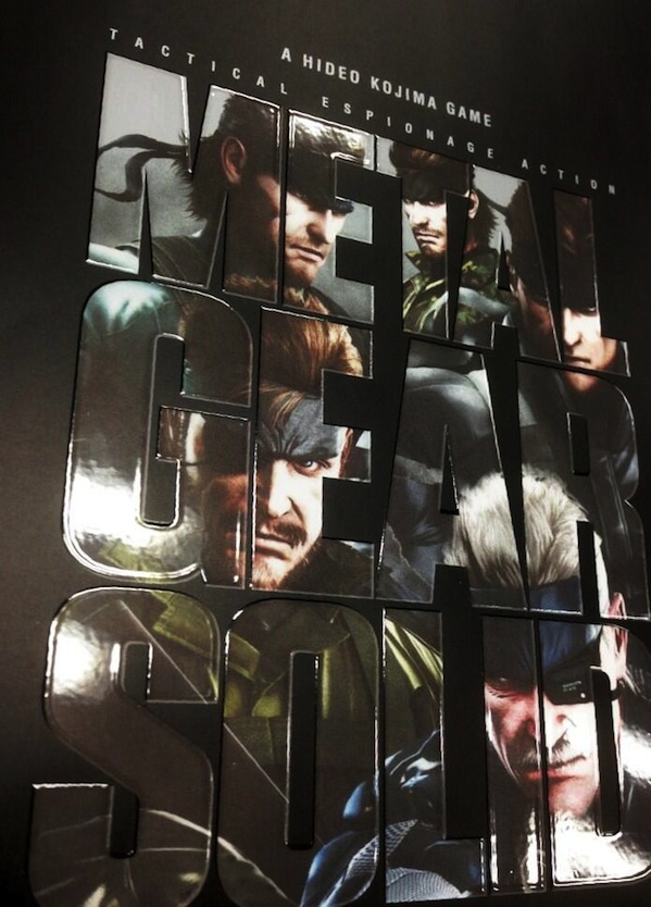 Metal Gear Solid The Legacy Collection emerges on Korean board rating