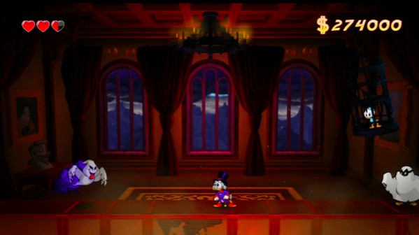 Rebuilding Scrooge's money bin WayForward dives into DuckTales Remastered