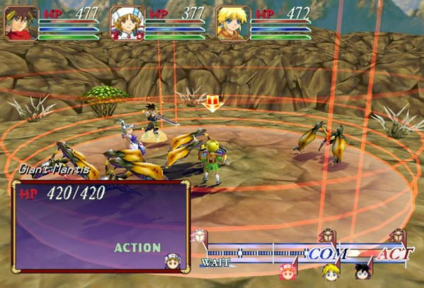 Grandia How a forgotten JRPG solved the problem of repetitive combat