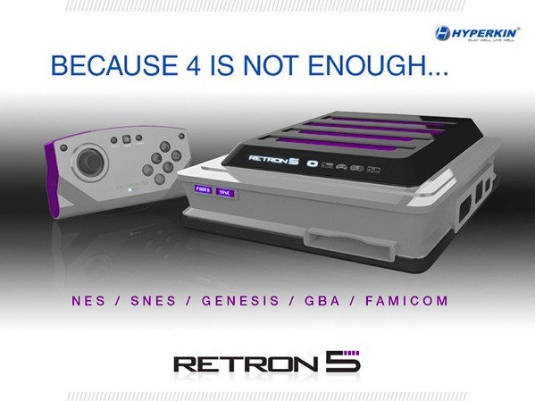 RetroN 5 column