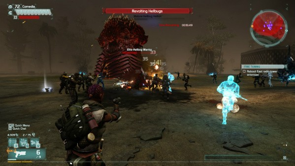 Why Defiance's 'fun now, depth later' is great for MMORPGs