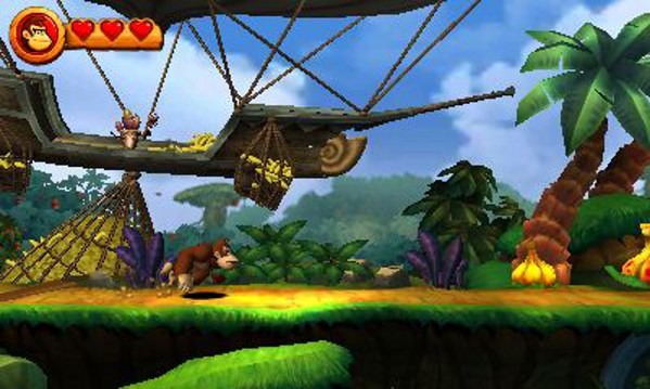 Deja Review Donkey Kong Country Returns 3D