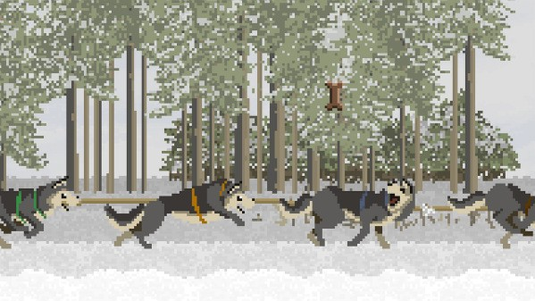 Indie, but not alone How Vlambeer's advice helped guide Dog Sled Saga