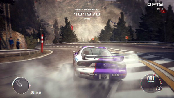 Grid 2 review DNF